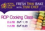 Fresh THAI Bake with Chef