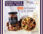 Mixed Nuts & Tropical Fruits