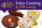 Enjoy Cooking By THAI  Catering (30 August 2014)