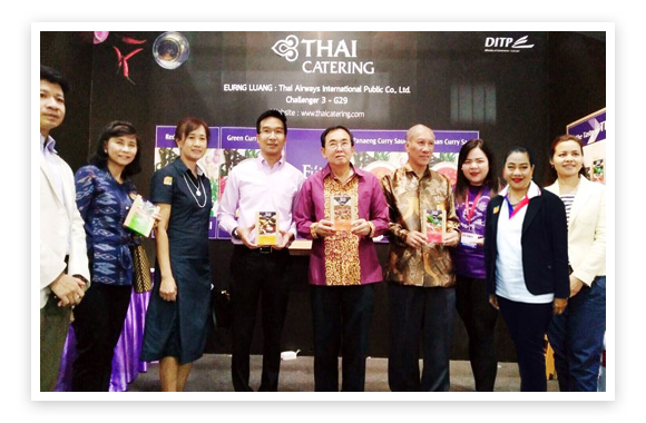 THAIFEX-WORLD FOOD ASIA